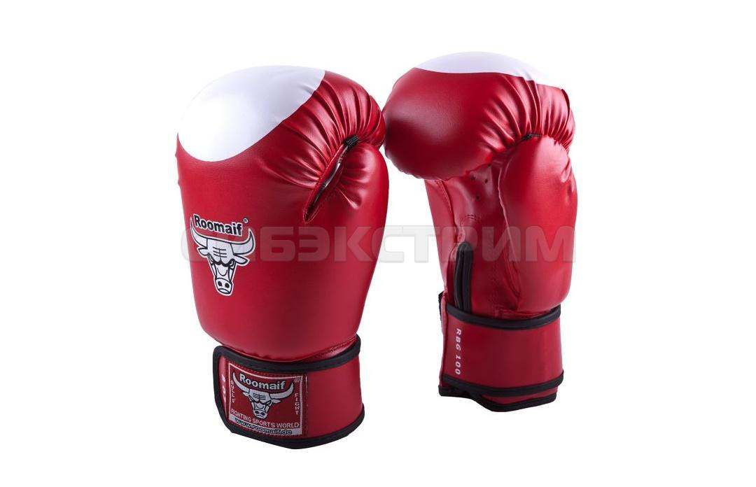 Боксерские перчатки Alpha Caprice RBG-100 Dx Red