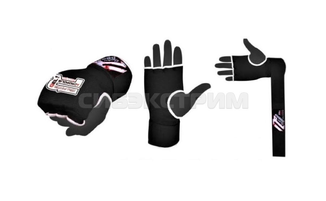 Бинты боксерские гелевые Альфа Каприз REP-231 Black