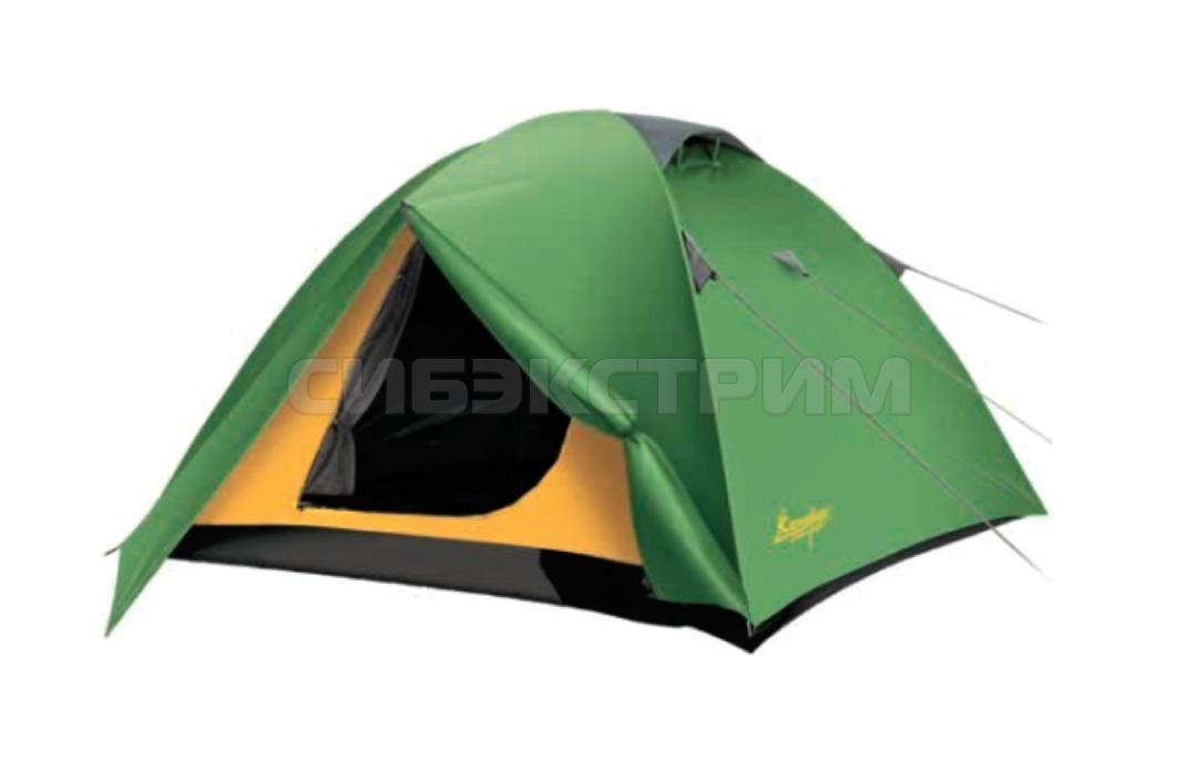 Палатка CANADIAN CAMPER VISTA 3 AL green