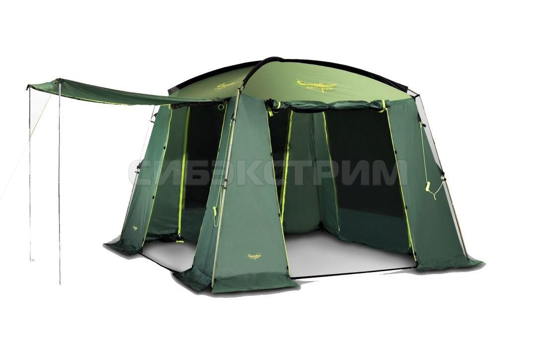 Тент-шатер CANADIAN CAMPER CAMP woodland 300х300х225 см