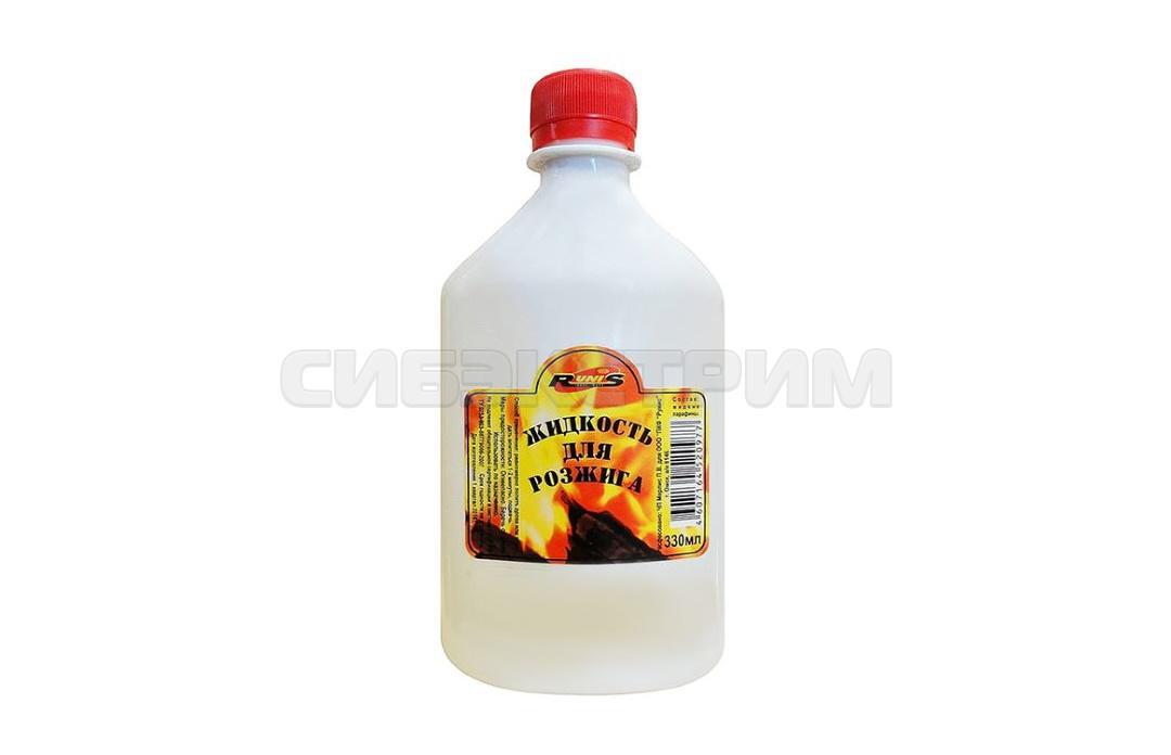 Жидкость для розжига RUNIS 0,33л