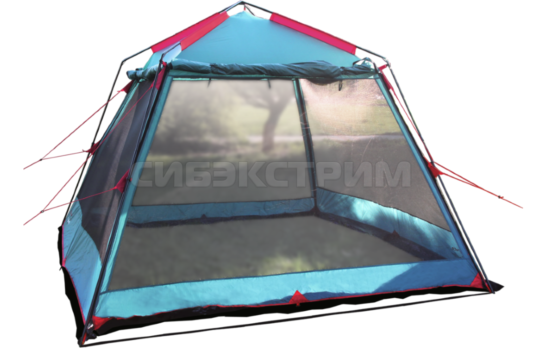 Тент-шатер BTrace Comfort 300х300х225 см Зеленый