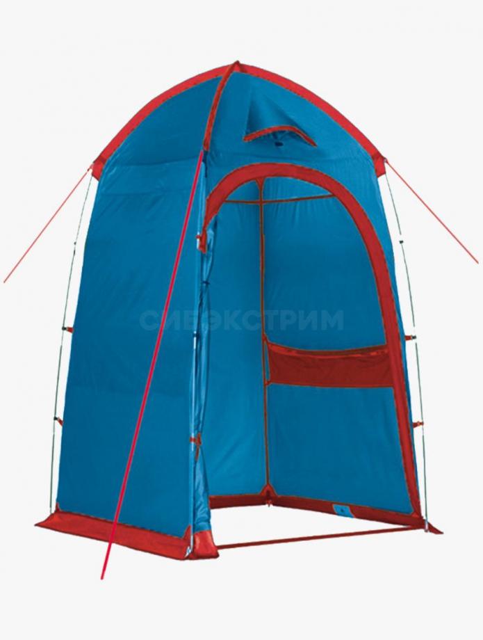 Палатка душ Arten Solo 150х150х225 см, синий