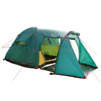 Палатка BTrace Osprey 4, зеленый