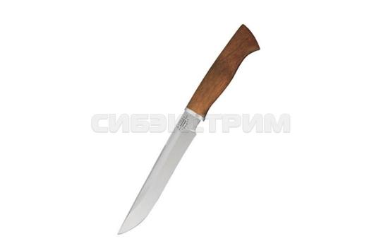 Нож Мастер гарант  Аргонавт сталь 65х13 дерево