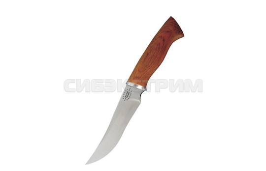 Нож Мастер гарант Есон сталь 65х13 дерево