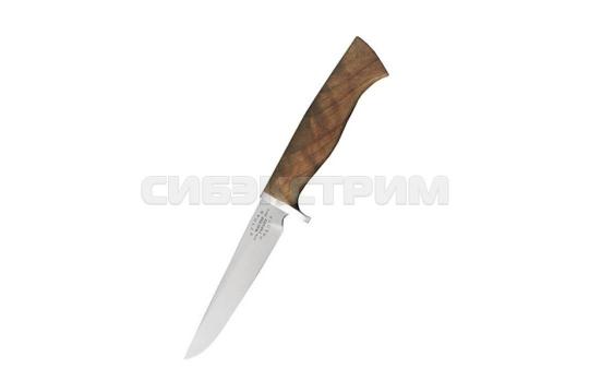 Нож Мастер гарант Улан сталь 65х13 дерево