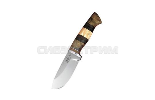 Нож Мастер Гарант  Крот сталь 95х18 кован дерево