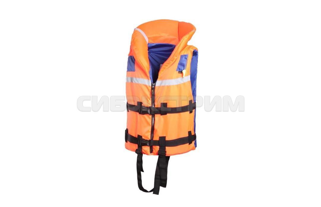 Спасательный жилет Касатка ЖС-009 до 150кг