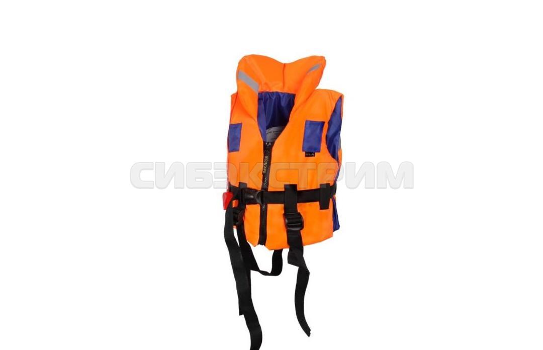 Спасательный жилет Малек ЖС-004 оранж до 30кг