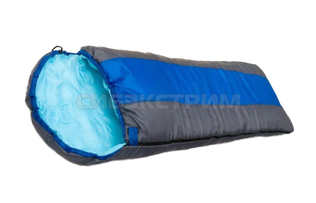 Спальный мешок Чайка Dream 300XL Серо-синий
