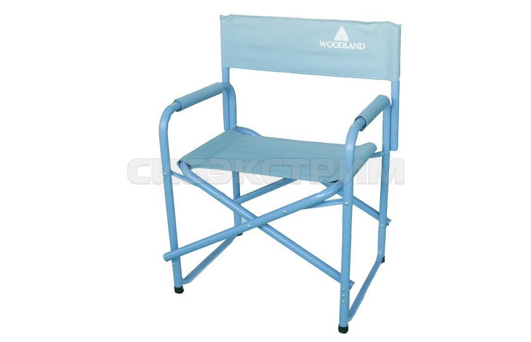 Кресло Woodland Camper Alu 80 x 60 x 46 см. алюминий