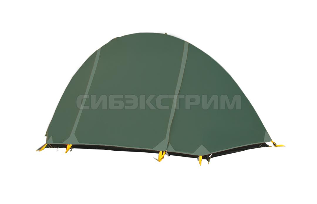 Палатка BTrace Bike base 100х240х100 см. цвет Зеленый