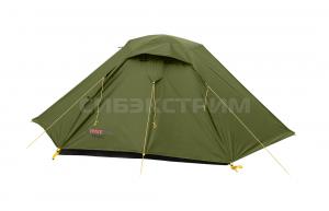 Палатка BTrace Cloud 3 220х360х130 см. цвет зеленый