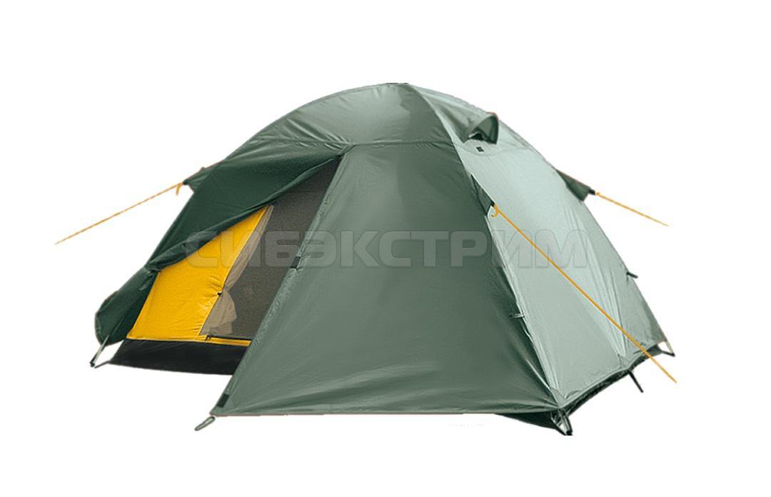 Палатка BTrace Malm 2, 210x250x120 см, зеленый