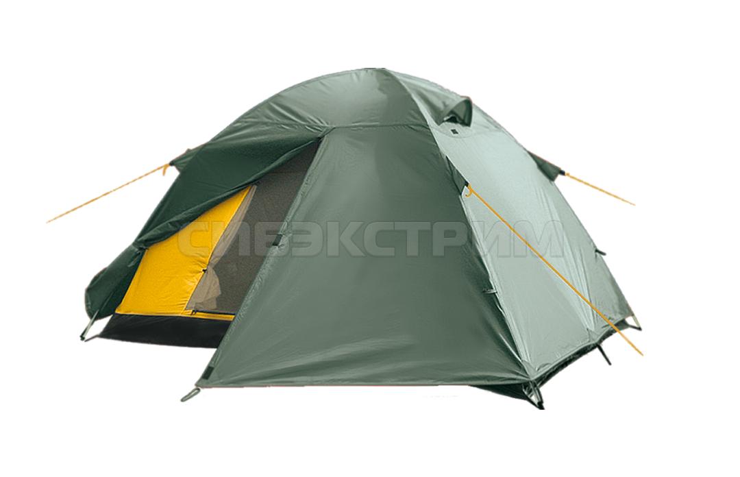 Палатка BTrace Scout 2+ 220х290х120 цвет Зеленый