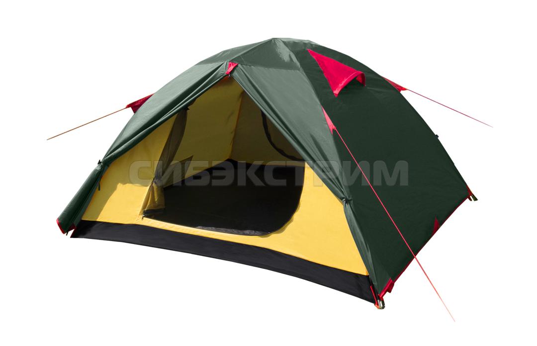 Палатка BTrace Vang 3 220х340х120 цвет зеленый
