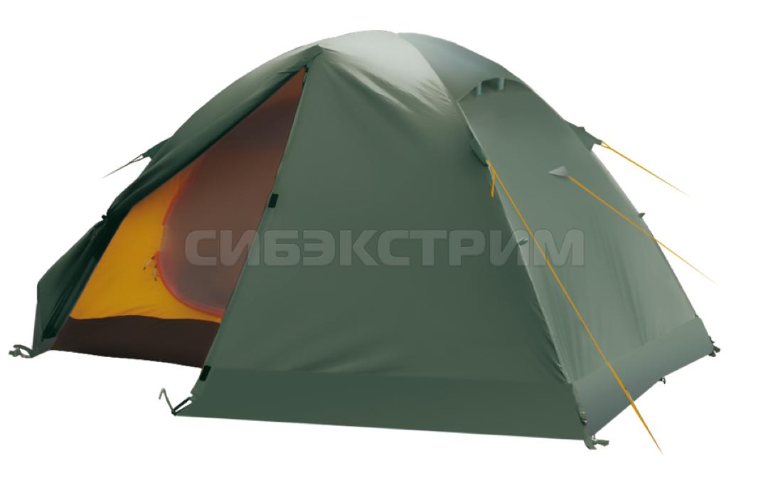 Палатка BTrace Guard 2 цвет  зеленый