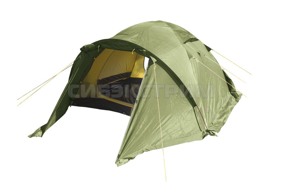 Палатка BTrace Shield 2 цвет зеленый