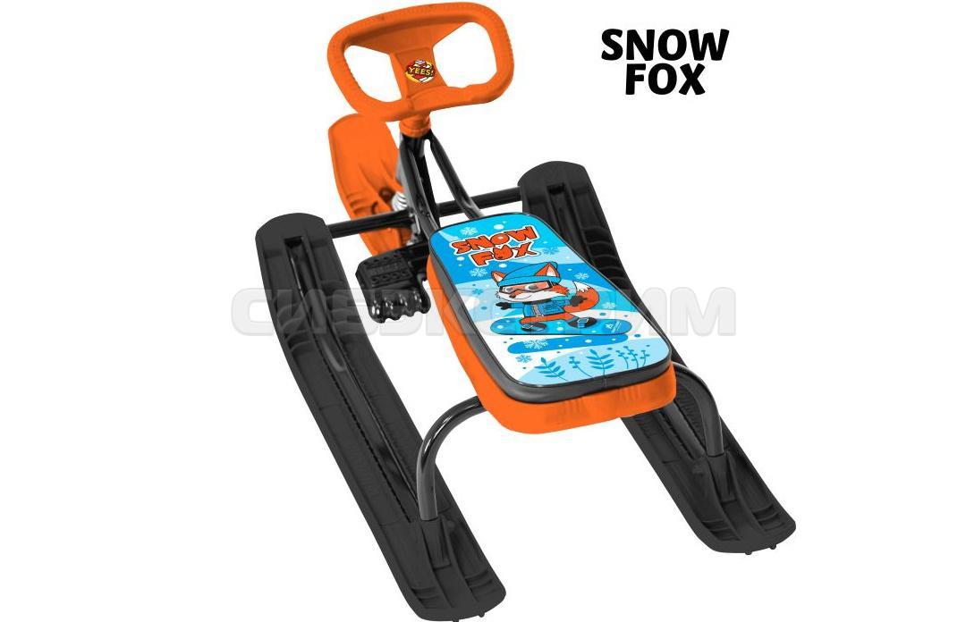 Снегокат ТЯНИ-ТОЛКАЙ Snow fox