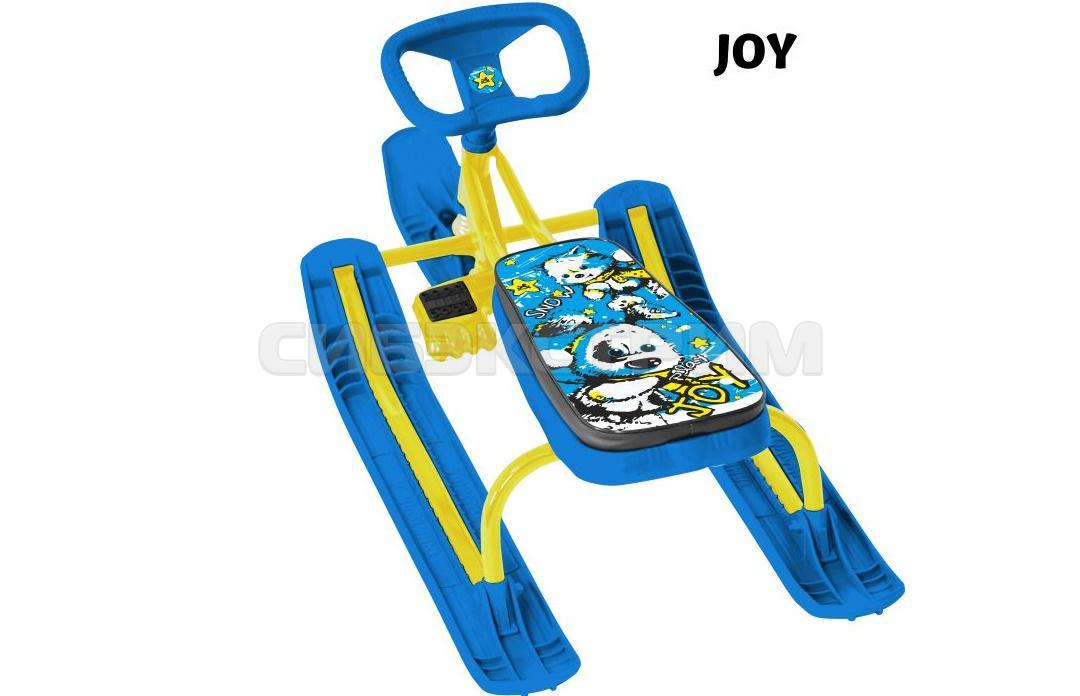 Снегокат ТЯНИ-ТОЛКАЙ Joy с рулеткой