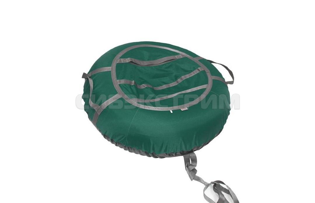 Тюб BELON серия ЭКОНОМ овальный 105х65 см, зеленый