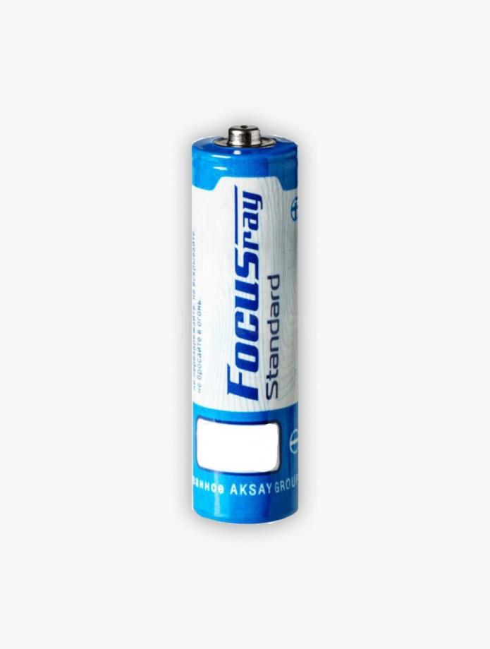 Батарейка АА FOCUSray LR6/10 SUPER ALKALINE, 1 шт.