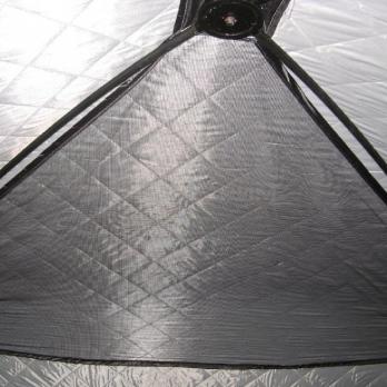 Палатка зимняя Woodland Ultra Long 2300 х 1700 х 1800 мм утепленная