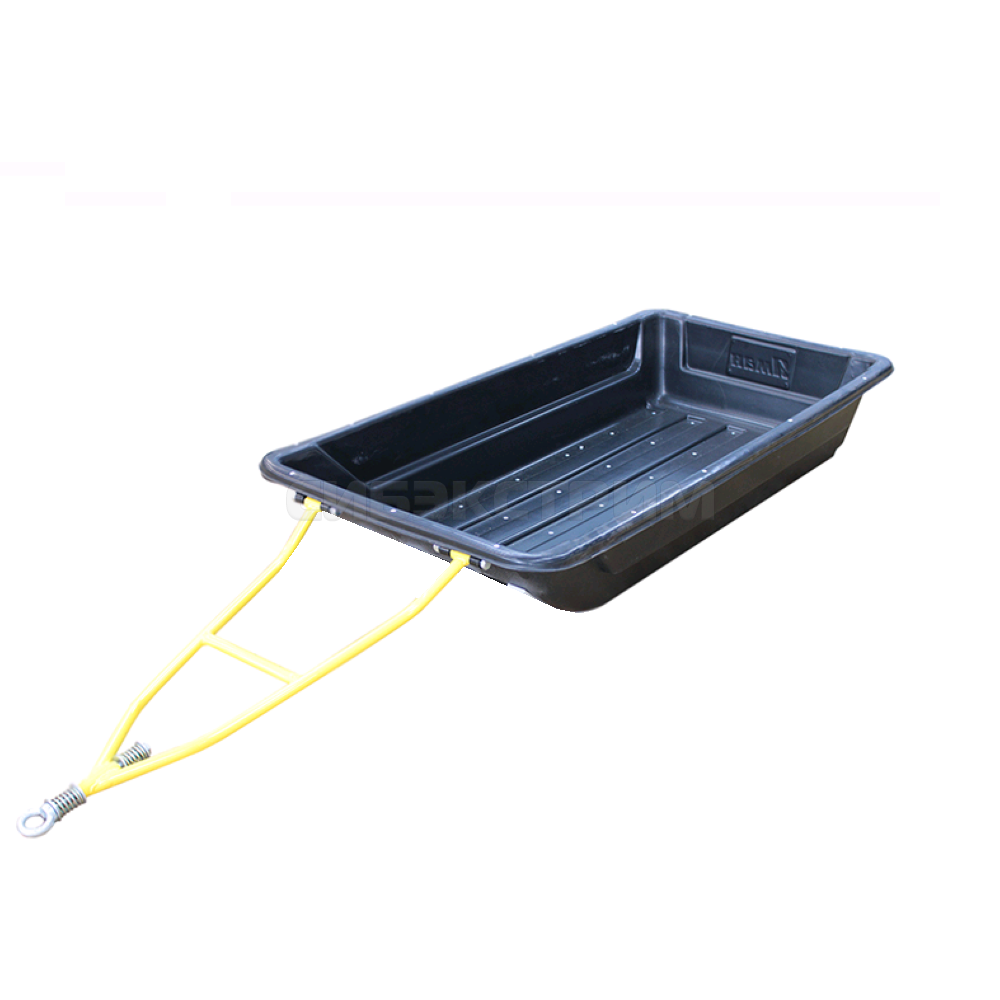 Сани-волокуши ЯМАН Тундра №5 143х73х25 см с обвязкой и прицепным устройством