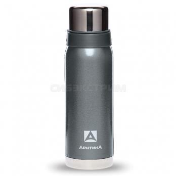 Термос АРКТИКА 106-900 0,9л (узкое горло) американский дизайн, серебристый