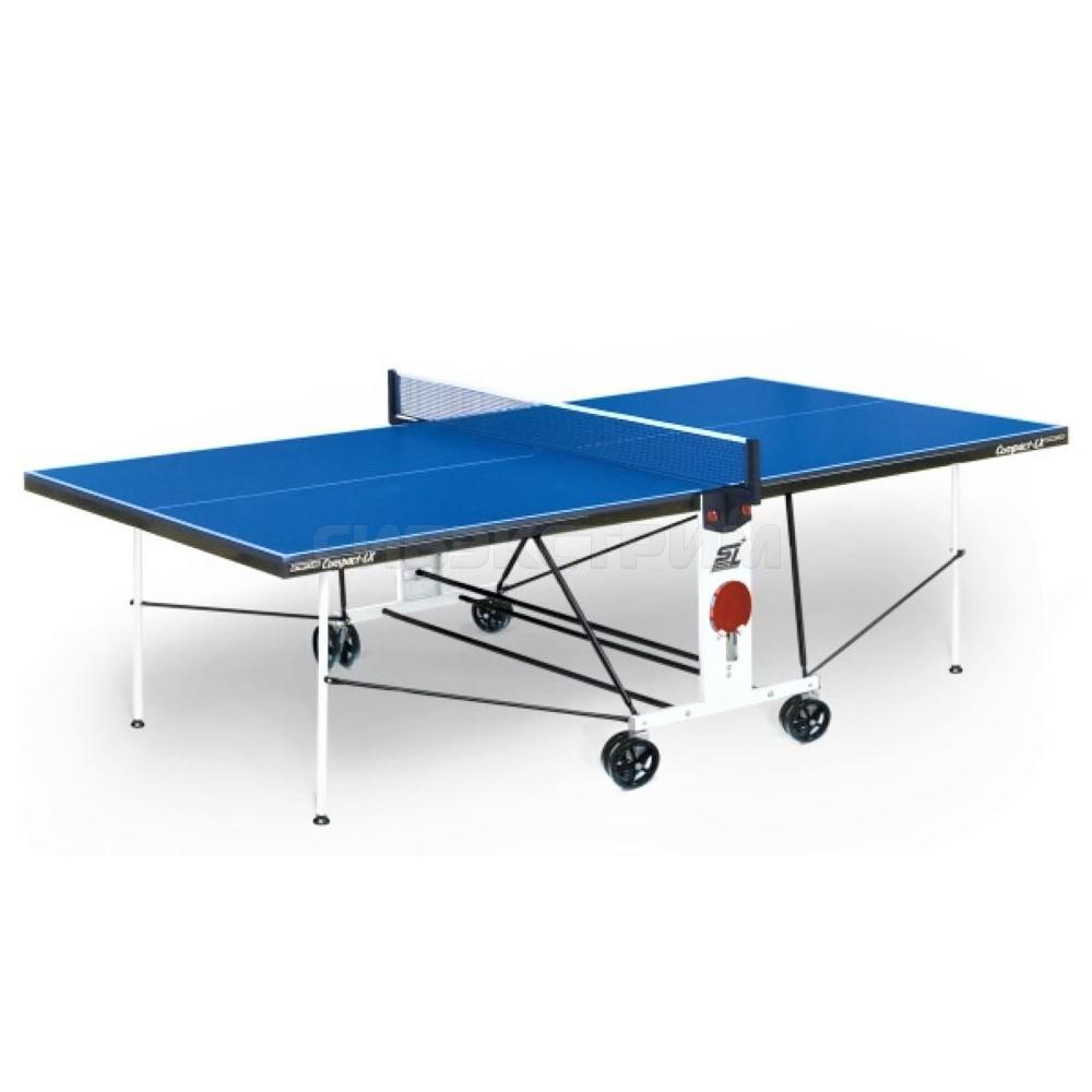Стол теннисный Start Line Compact LX для использования в помещениях