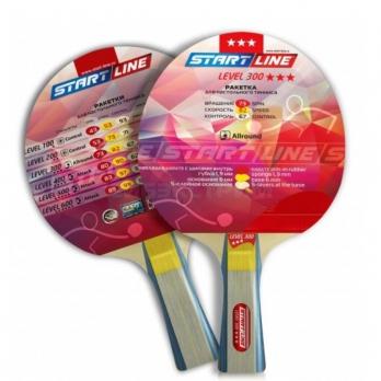 Ракетка для настольного тенниса Start Line Level 300 прямая