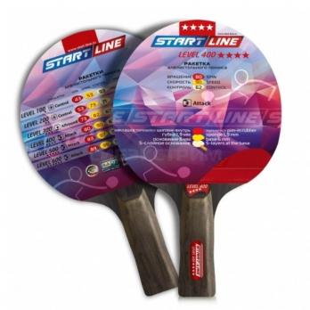 Ракетка для настольного тенниса Start Line Level 400 коническая