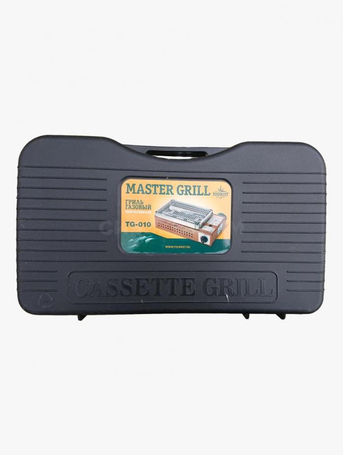 Гриль газовый портативный TOURIST MASTER GRILL