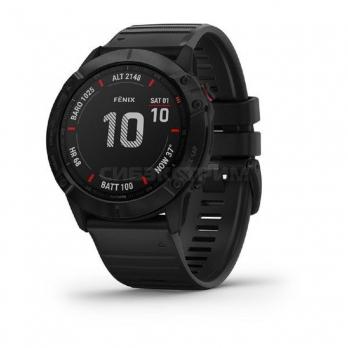 Часы Garmin Fenix 6X Pro
