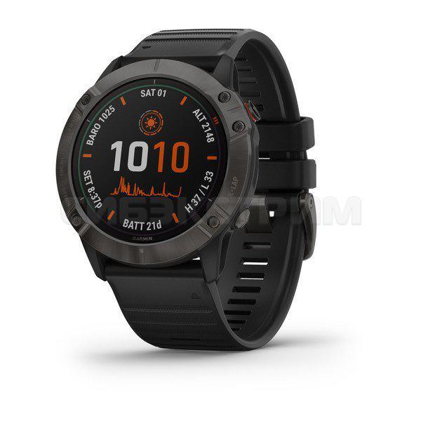 Часы Garmin Fenix 6X Pro Solar