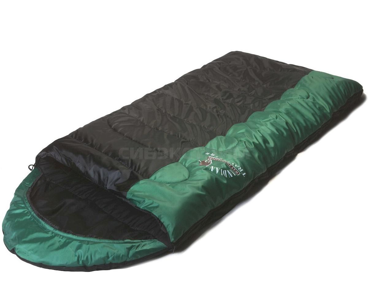 Спальный мешок INDIANA TRAVELLER L-zip