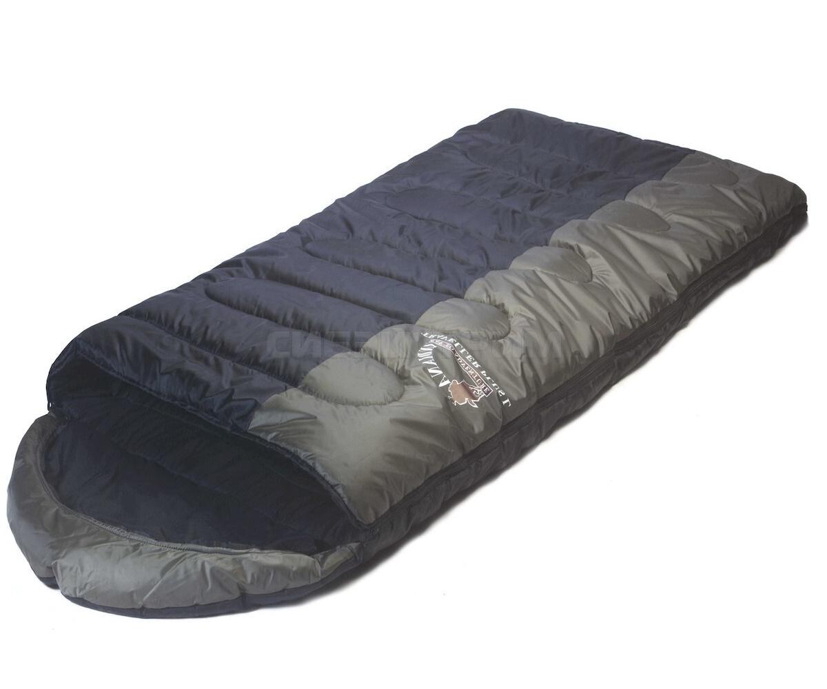 Спальный мешок INDIANA TRAVELLER PLUS L-zip