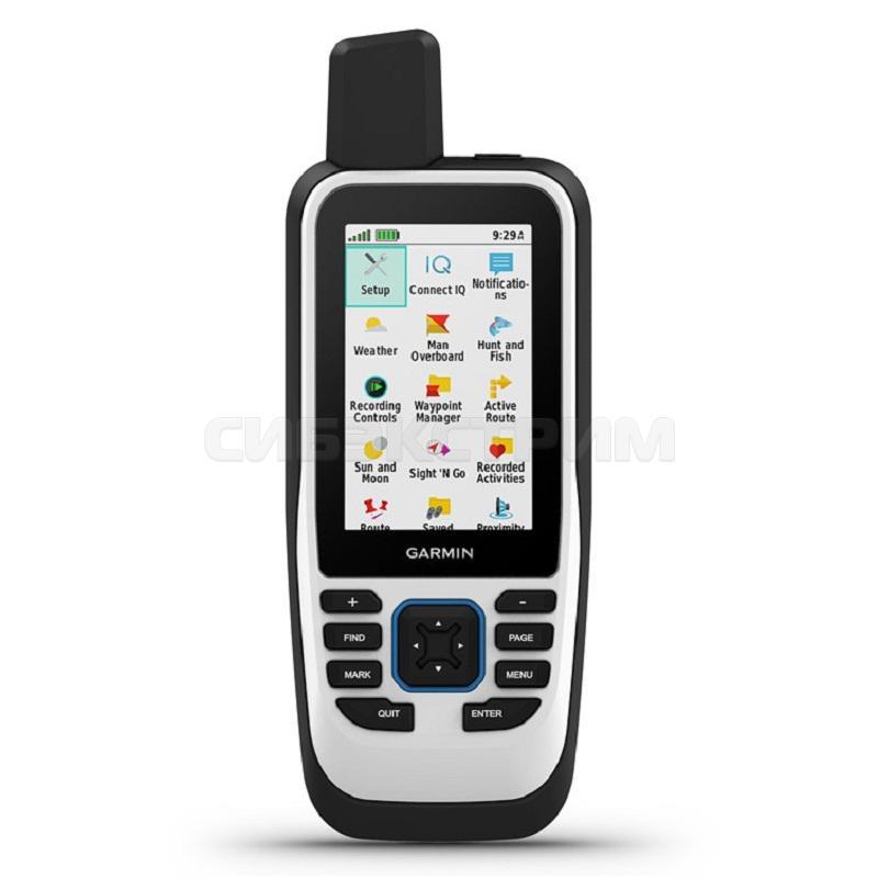 GPS-Навигатор Garmin GPSMAP 86S