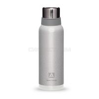 Термос АРКТИКА 106-1200 вакуумный, 1200мл серебристый