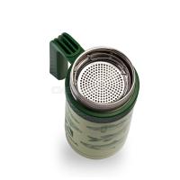 Термос-кружка АРКТИКА 412-500  автомобильная, 500мл, зеленая