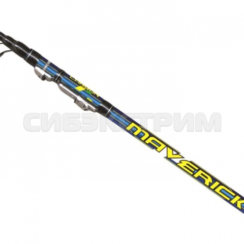 Удилище телескопическое SWD MAVERICK 4,5м карбон IM8 до 25 гр