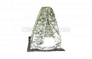 Палатка-автомат рыбака зимняя SWD Белая Ночь без дна 1,5Х1,5Х1,8м
