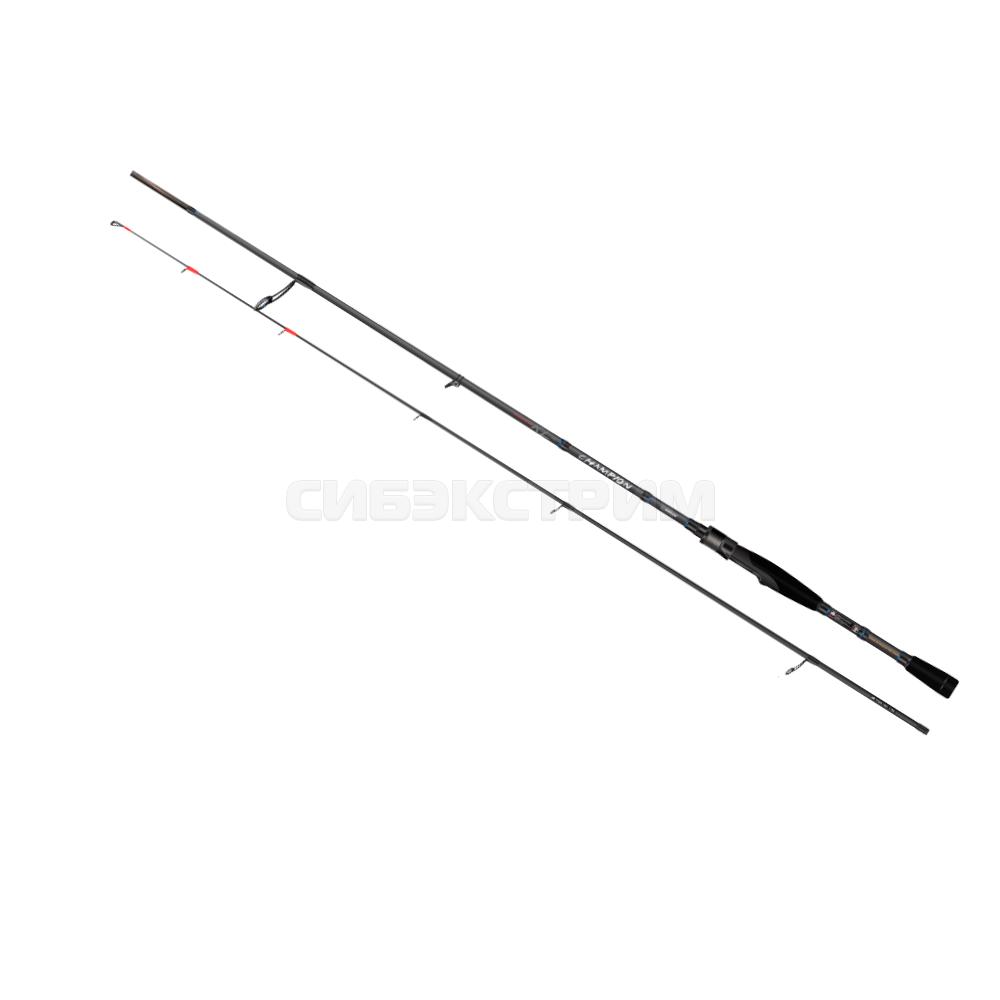 Спиннинг штекерный SIWEIDA CHAMPION 2,10м карбон IM8 (3-15г)