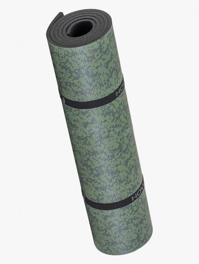 Коврик ППЭ 3008 М с покрытием из пленки камуфляж 1800x600x8 мм