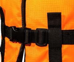Жилет страховочный Таймень XXXS (рост 92-88 см.) оранжевый 2-3 года