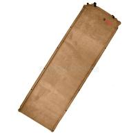 Коврик самонадувающийся BTrace Warm Pad 7, 190х63х7см, коричневый