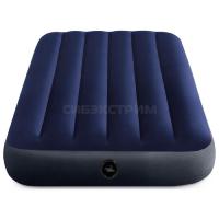 Надувной матрас Intex Classic Downy Fiber-Tech, 99х191х25см