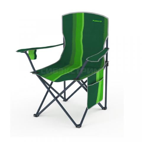 Кресло складное в чехле усиленное К502 (60х60х90 см)