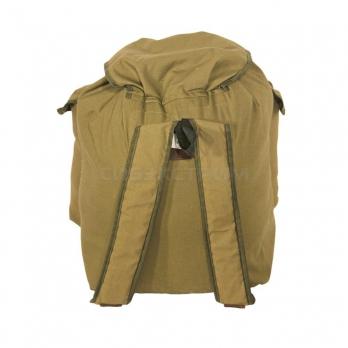 Рюкзак Союз палаточная ткань, кожа 60л.